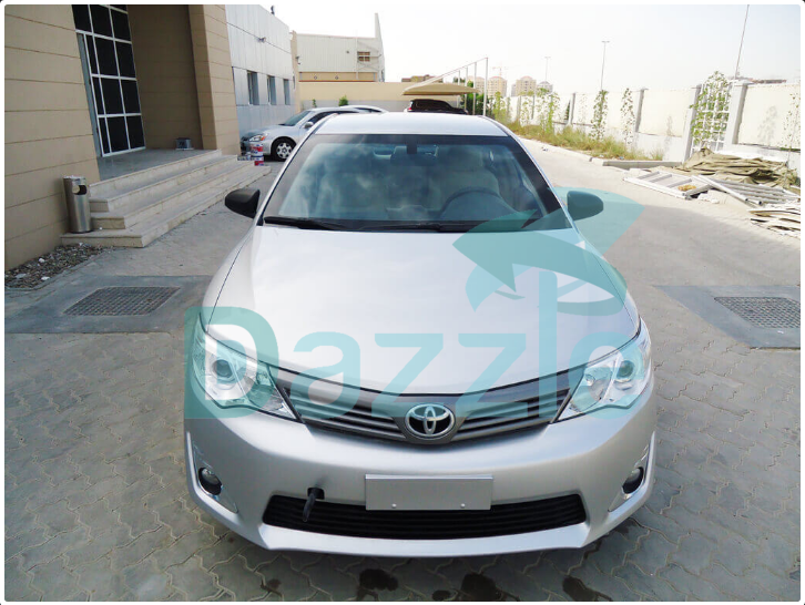 Toyota Camry Armored Cars