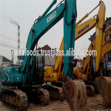cheap used Kobelco SK200-7 /SK200 20t medi-size good condition Japanese crawler excavator Sale in China