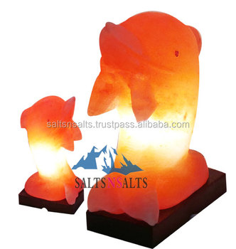 Quality animal shape salt lamp