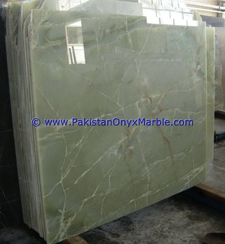 Competitive Price With Low Price AFGHAN GREEN JADE ONYX SLABS