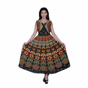 Traditional Hot Ladies Long Jacket Dresses