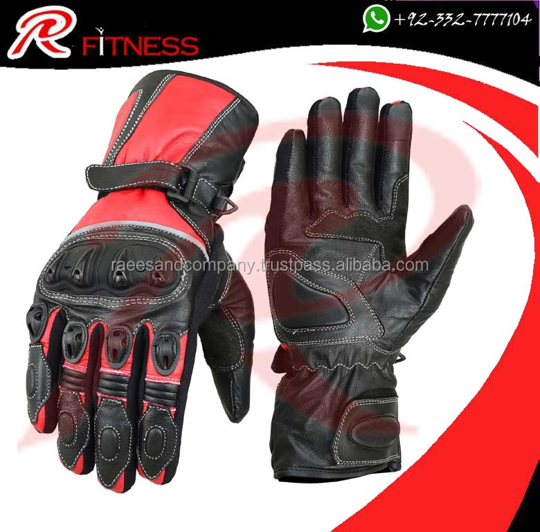 Padded Motorcycle Biker Gloves Factory Motorbike Gloves Sale Motorcycle Youth Dirt Bike Gloves
