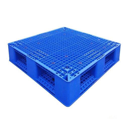 Single face HDPE epal size Standard cheap Used Plastic Euro Rackable Pallets For Sale