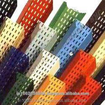 Powder Coated Perforated Cable Trays 300X50