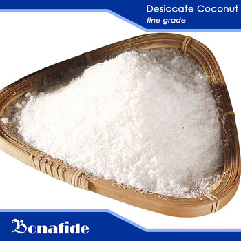 Fine Grade Desiccate Coconut With Competitive Price