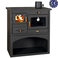 Wood Bruning Cooking Stove With Oven