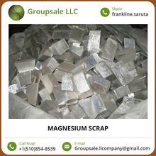 Magnesium Scrap Metal Available at Affordable Cost