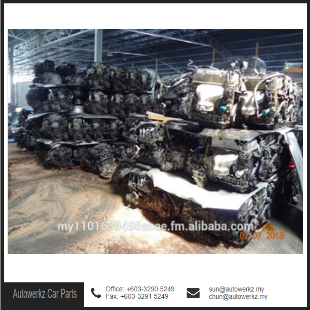 Good Condition of Used Car Engine for Japanese/Korean/Continental Cars