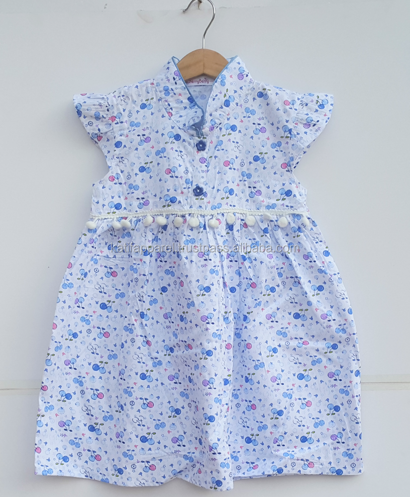 children girl cotton dress
