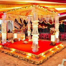 fibre indian wedding mandap 2018
