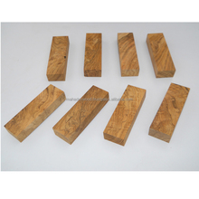 Cheapest Price Tiger Wood - Wooden knife blanks