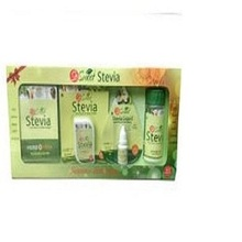 OEM - So Sweet Stevia Combo Pack-Gift Pack- Combo of 100 Stevia Tablets, 100gm Spoonable,