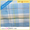 "57""/58"" 70gsm Poly Yarn Dyed Woven Crushed Fabrics from China"