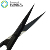 Arrow Point Scissors full titanum black