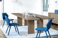 MODERN Ritz Dining Table by Bross #17724