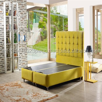 TURKEY Alibaba Factory Price Latest Bed , Bed Base , Headboard , Hotel Bed