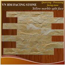 HOT SALES FOR VIET NAM STONE VENEER, MUSHROOM ROUGH SPLIT MARBLE