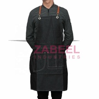 Professional Cloth Hairdressing Barber Apron Cape Barber Pocket Hairstylist Beauty Instruments by Zabeel Industries