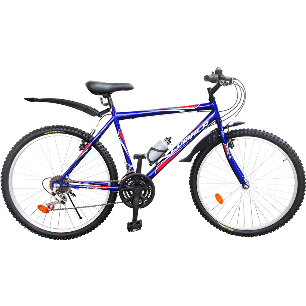 "24""/26"" Single/Multi Speed Mountain/All Terrain Bicycle with Rigid/Suspension Fork Lumala Ultra"