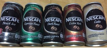 Nescafe 180ml x 30 cans