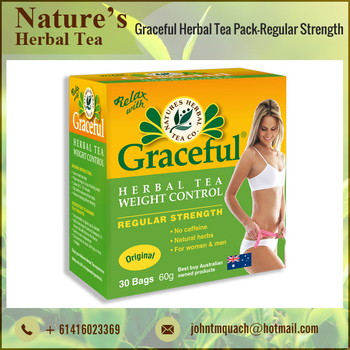 Body Fitness Weight Control Organic Herbal Tea for Bulk