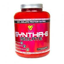 BSN - Syntha-6 Isolate Supplements