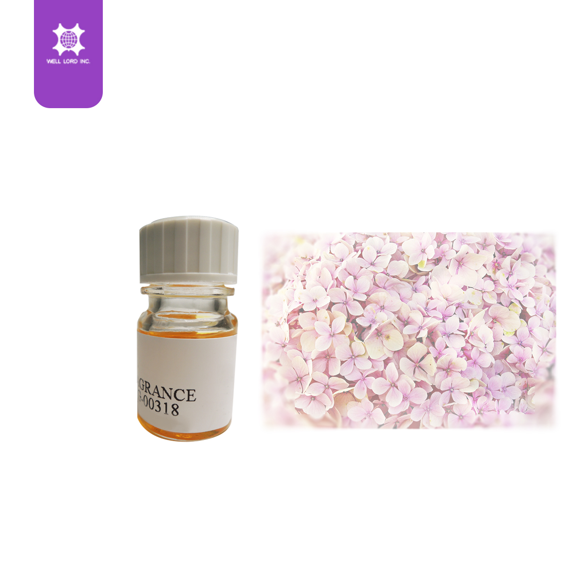 Lovely sweet floral with a little bit of spiciness sexy lady original perfume fragrance oil
