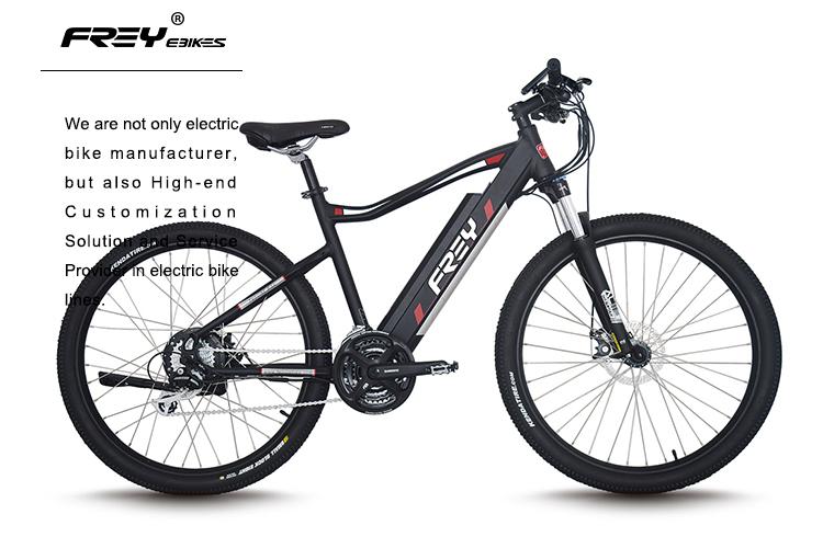 48v 500w electric mountain bike