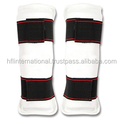 100% aerospace grade shin guard with carbon composite material with multy colours