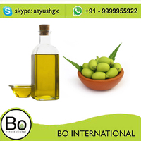 OEM / ODM Cold Pressed 100% Neem Extract Pure Neem Oil with Private Label