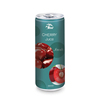 Halal, FDA, HACCP, ISO, Kosher 320ml Cherry Fruit Juice 320ml