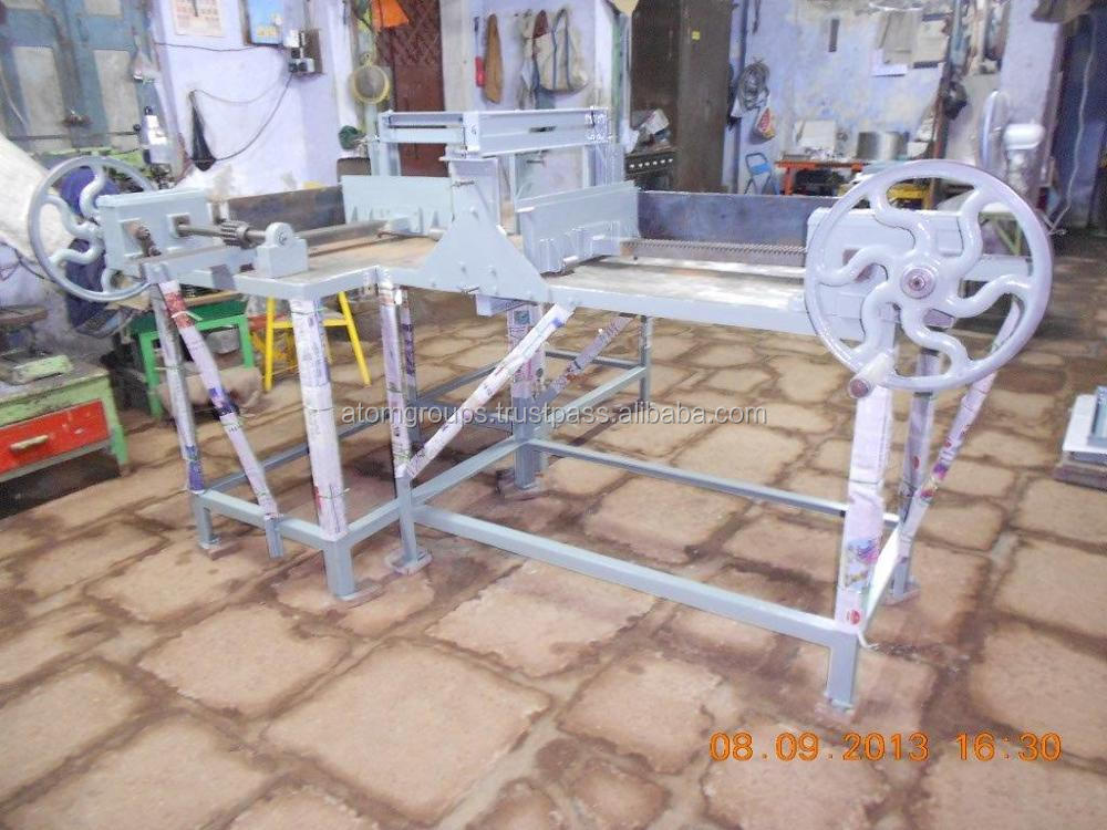 Double Cutting Machine No. E - 2