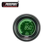 52mm Prosport Digital EVO EGT Exhaust gas temperature gauge meter