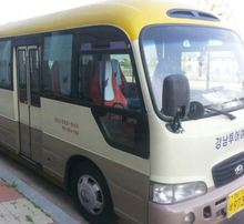 2006Y USED Hyundai County Mini Bus SALE IN kOREA