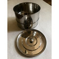steamer tiffin pans