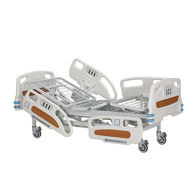 Electronic control equipped side bumper 3 motor hospital bed