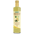 Natural Lemon Vinegar with Parsley and Garlic Organic Fermantation Traditional Production