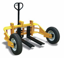 High Lift Hydraulic Terrain Pallet Truck