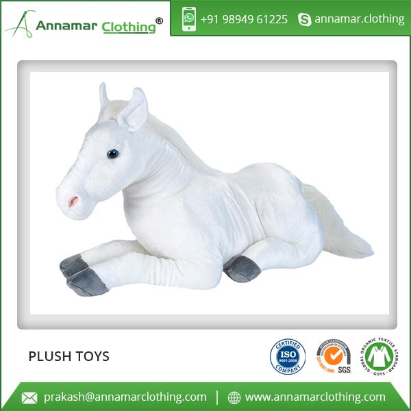 Plush Toy Horse Stuffed Animal Soft Toy Manufacturer in India