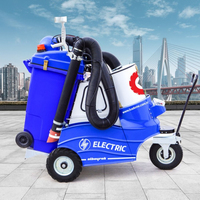 park and garden electric sweeper