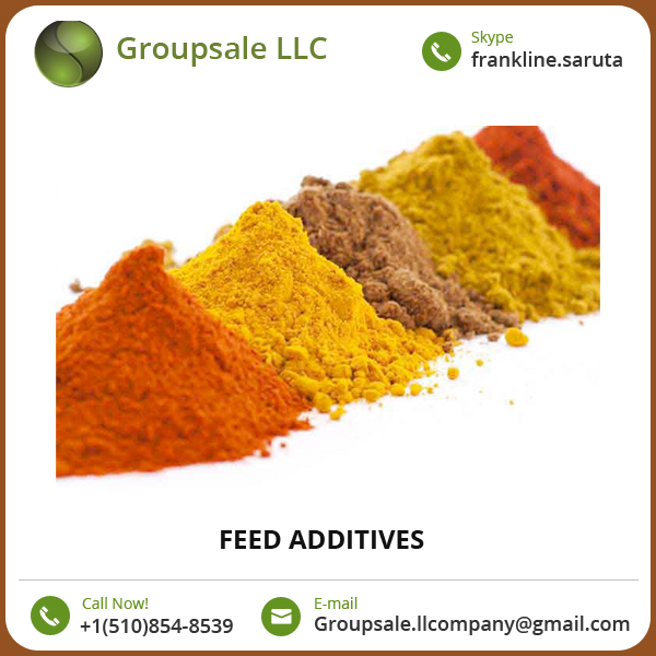 Wholesale Price Organic Feed Additives with Tested Ingredients for Animal