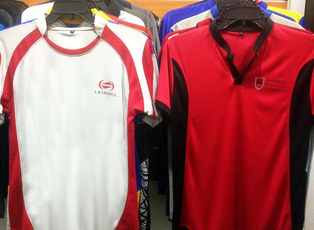 Custom Drifit T-shirts (Sports Jerseys) with Prints