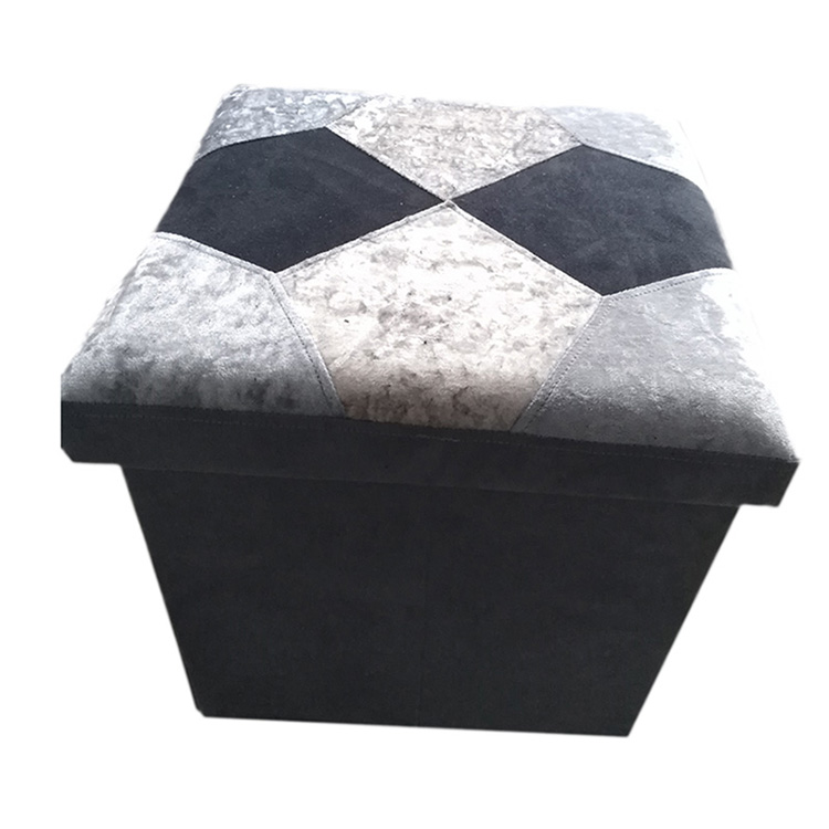 2017 Hot Sale Foldable Stool With Storage