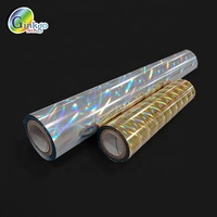 Gold foil printing golden hot stamping foil for Paper Glass Plastic Cloth