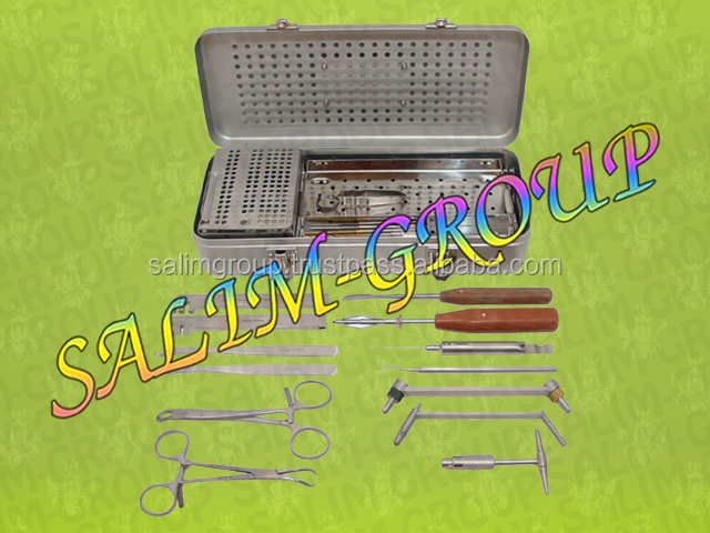 Large Fragment Orthopedic Set