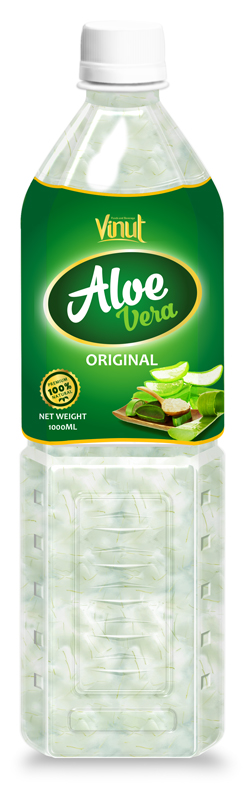 1L PET Botle Original Aloe vera Juice Drink
