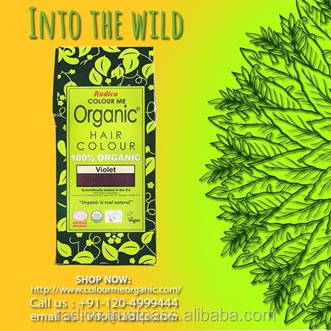Natural Best Brands Organic Hair Color Dye