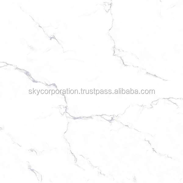 300x300mm Digital Ceramic Floor Tile - Marble Tone