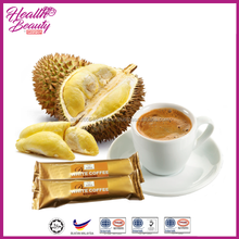 Malaysia thick and good taste durian white coffee