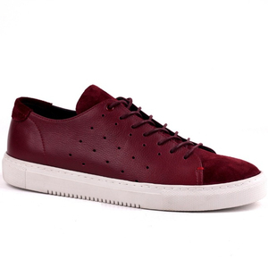 Men Leather Casual Shoes 8528-4V